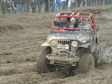 Jeeping in the mud! Moyie Springs Mud Bog, COOL RIDES CAR SGOW.com